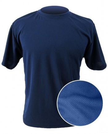 Playera Dry fit cuello redondo