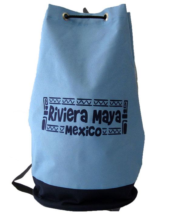 Bolsa Marinera c/ cordon mediana
